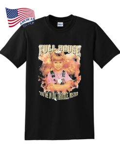Full House Michelle Tanner T-shirt