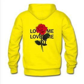 Loves me not hoodie