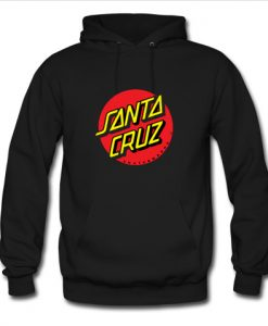 Santa Cruz Logo Hoodie