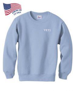 Yeti coolers sweatshirt