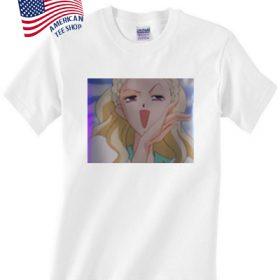 Anime laugh t-shirt