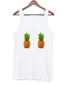 two pineapple tanktop