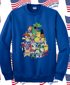 Nickelodeon Old School Sweatshirt