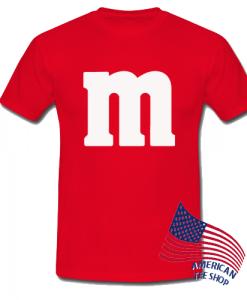 Unique M T Shirt