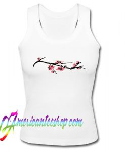 Blossom Flowers Tank Top