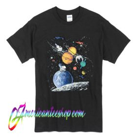 Outer Space T Shirt
