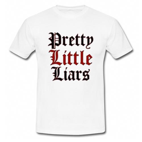 Pretty Liars Liars T Little Pretty Pretty Shirt Shirt Little Little T OXiuTPkZ