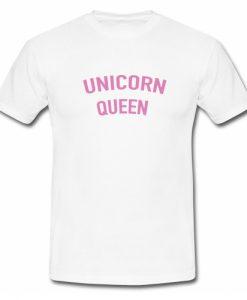 Unicorn Queen T Shirt