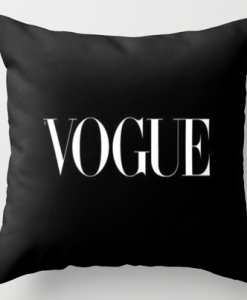 Vogue Pillow Case