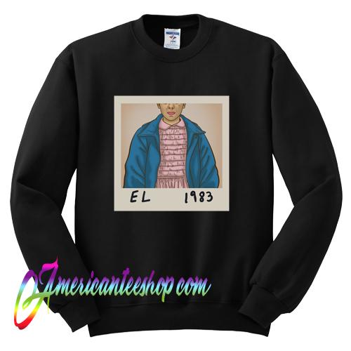 1983 Stranger Things Eleven Sweatshirt