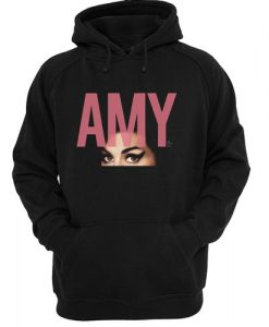 Amy The Girl Behind The Name Hoodie