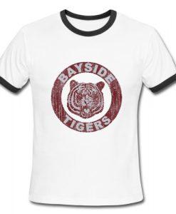 Bayside Tigers Ringer Shirt