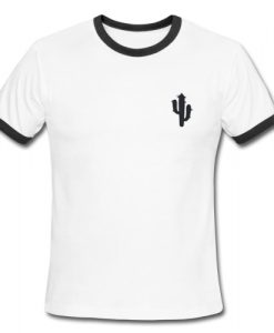 Cactus Ringer Shirt