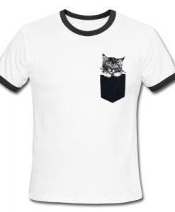 Cat Ringer Shirt