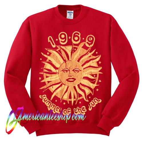 1969 Summer Of The Sun Sweatshirt