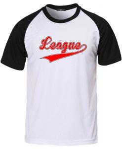 league baseball shirt