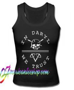 Walking Dead In Daryl We Trust Tank Top