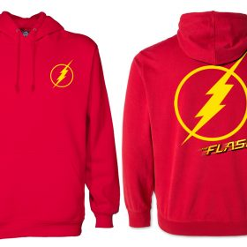 The flash Hoodie Twoside