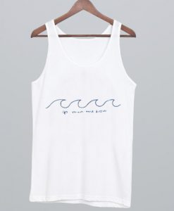 Waves Go with the flow Tank top