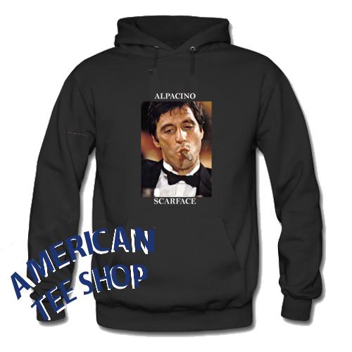 Al Pacino Scarface Hoodie