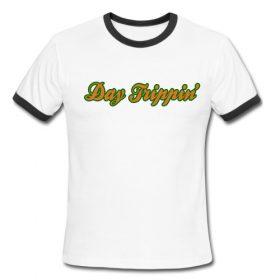 Day Trippin Ringer Shirt