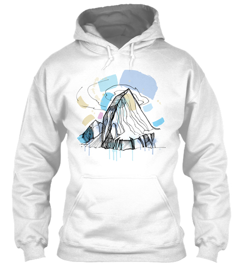 Alchemical Mountain Hoodie