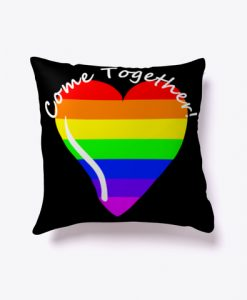 Come Together Pillow Case