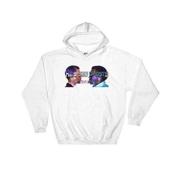Kids See Ghosts Kanye West & Kid Cudi Hoodie