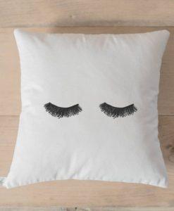 Lashes Mascara Pillow Case