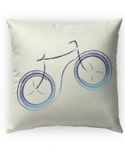 Riderless Bike Indoor Pillow Case