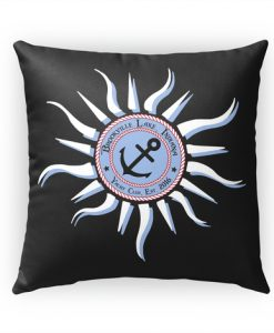 Brookville Yacht Club Pillow Case