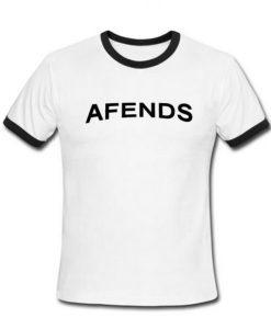 Afends Ringer Shirt