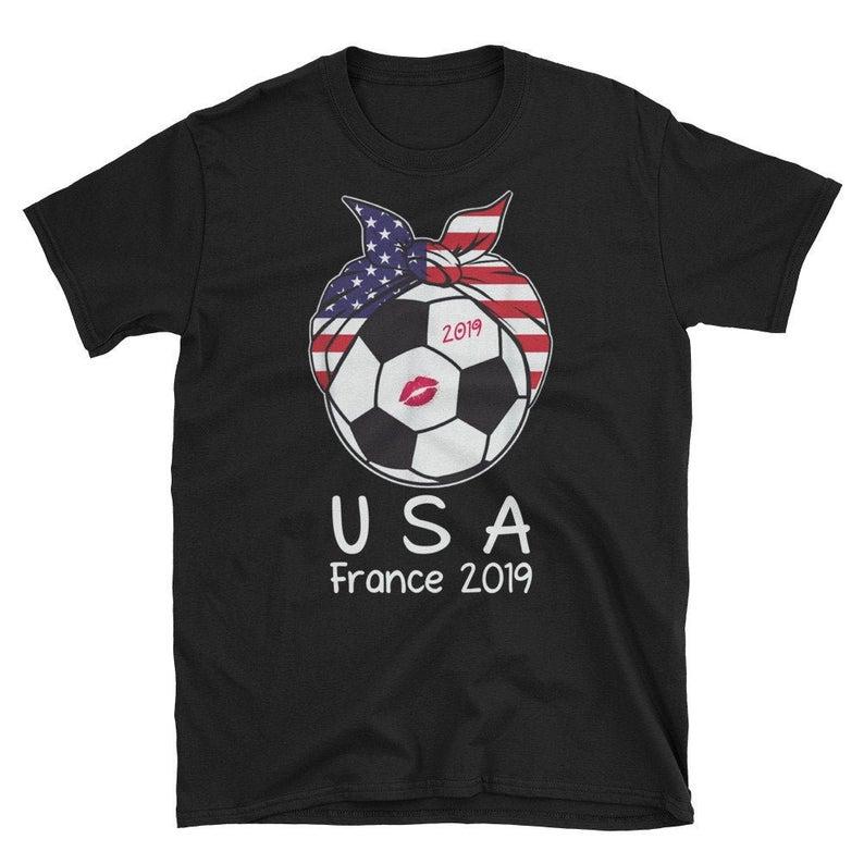 USA France 2019 T Shirt