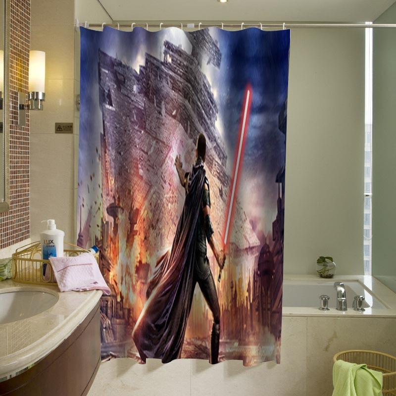 Star Wars game Shower Curtain