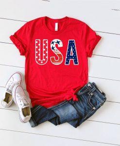 United State America USA Tshirt