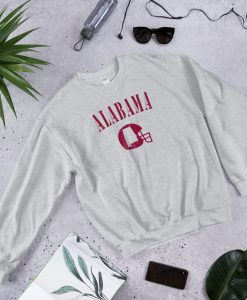 Vintage Alabama Football Crewneck Sweatshirt