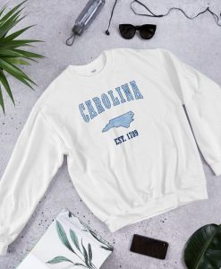Vintage North Carolina Crewneck Sweatshirt
