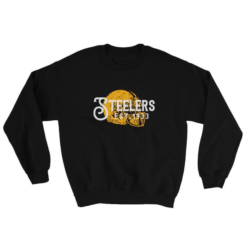 Vintage Steelers Sweatshirt