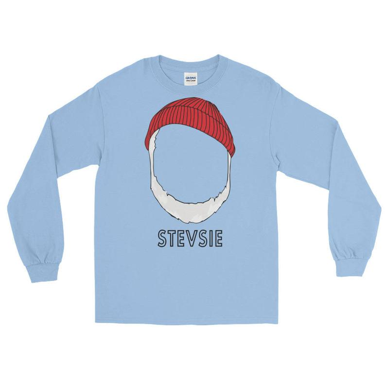 Stevsie - Team Zissou Aquatic Life Inspired Sweatshirt