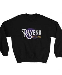 Vintage Ravens Sweatshirt