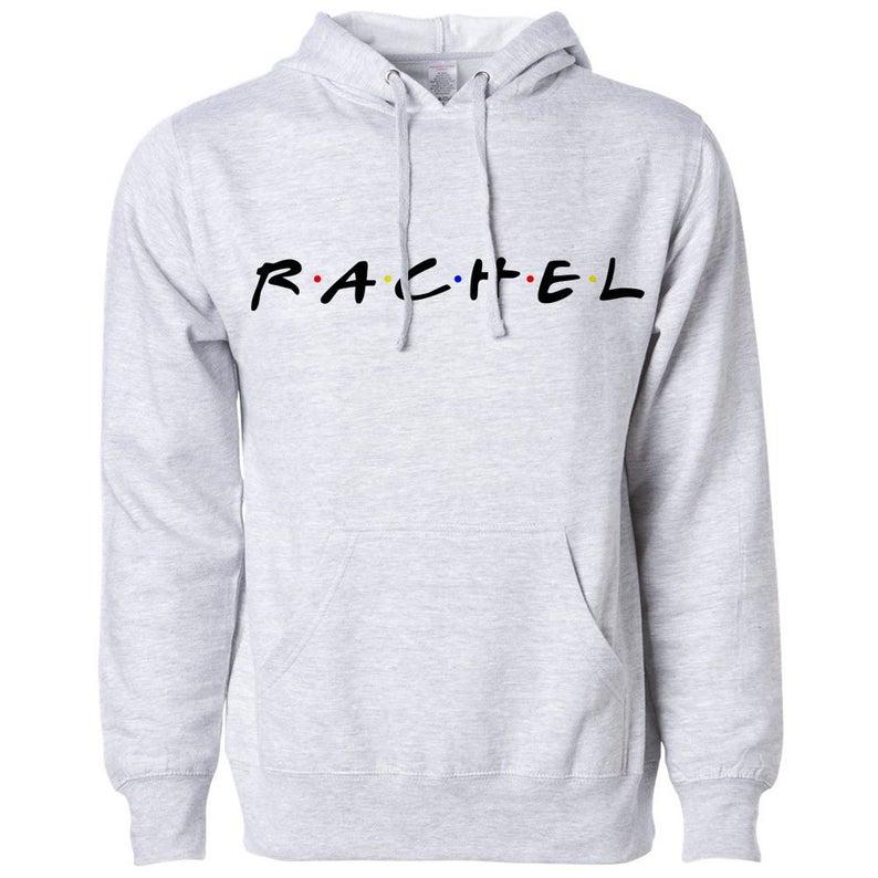 Rachel Friends TV Show Independent Lightweight Hoodie