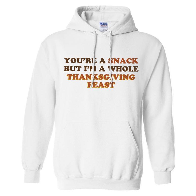 Thanksgiving Feast Hoodie