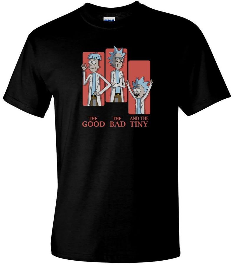 The Good The Bad & The Tiny T Shirt