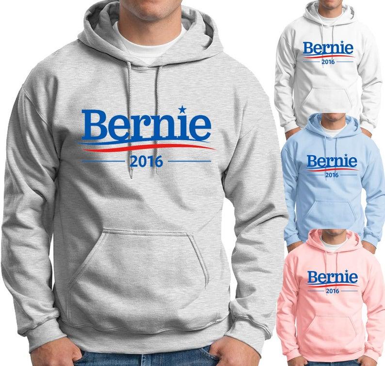 Bernie Sanders 2016 Hoodie