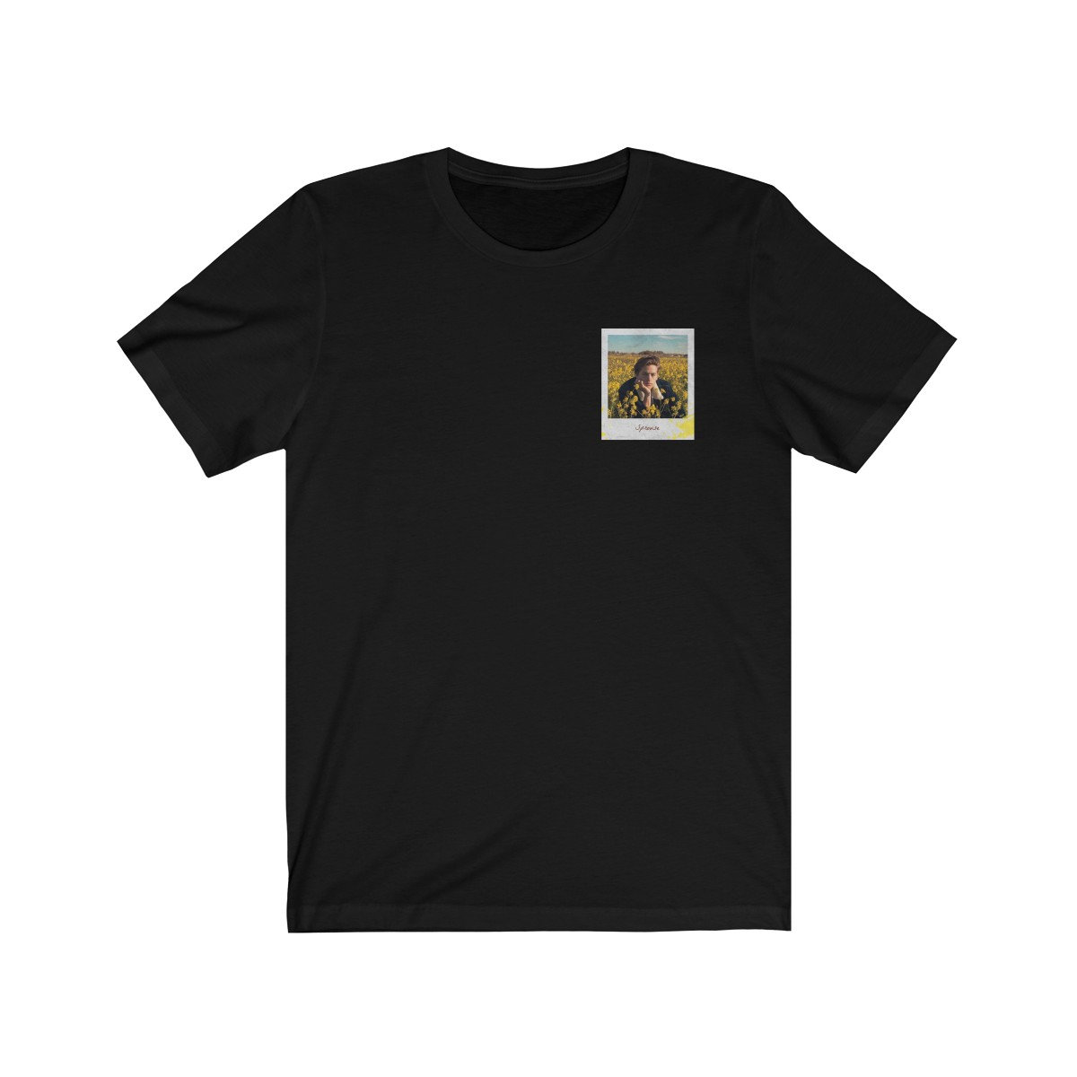 Cole Sprouse Polaroid Art T-Shirt