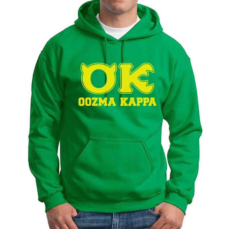 Oozma Kappa Fraternity Hoodie