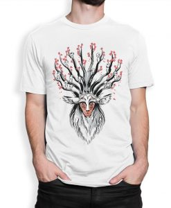 Princess Mononoke Forest Spirit T-Shirt