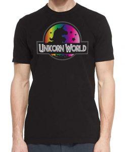 Unicorn World T-Shirt
