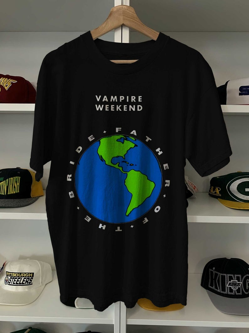 Vampire Weekend Father of the Bride T-Shirt