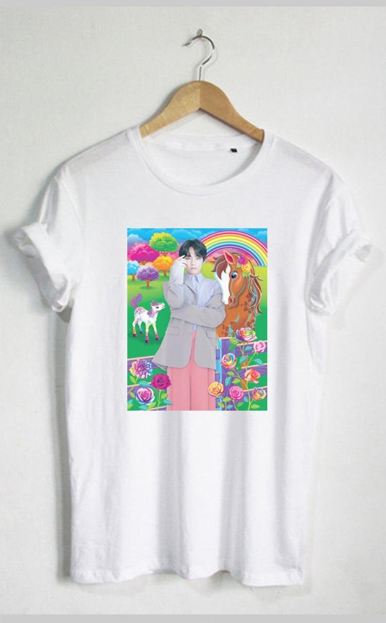 BTS V Taehyung Fantasy KPOP T Shirt